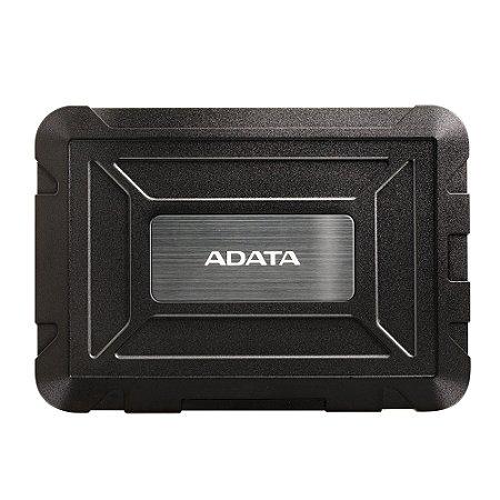 Adata HDD/SSD Enclosure ED600 2.5 Caixa External AED600-U31-CB