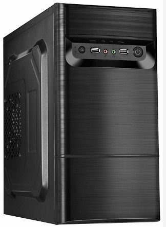 Gabinete Liketec Compact Two Com Fonte 200w - compacttwo