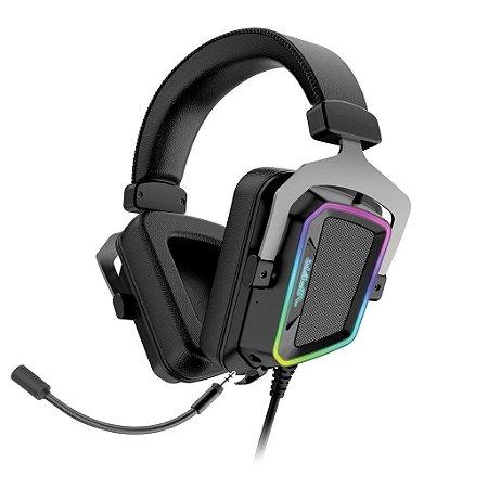 Headset Gamer Viper Gaming V380 RGB - pp000226-pv380