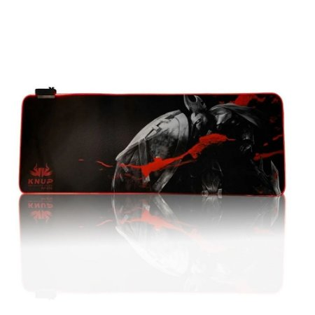 Mousepad Gamer Led Rgb Grande Knup – KP-S10