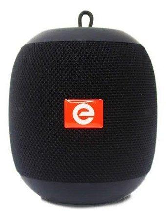 Caixa de Som Bluetooth Portátil - Preta - CS-M26BT-PR