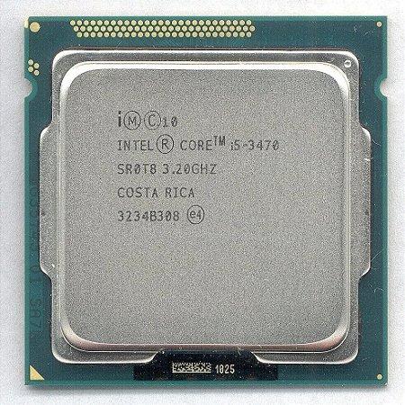 Processador Intel Core i5 3470 3.20GHz