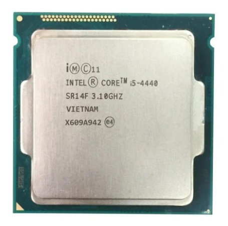 Processador gamer Intel Core i5-4440 4 núcleos e 3.2GHz