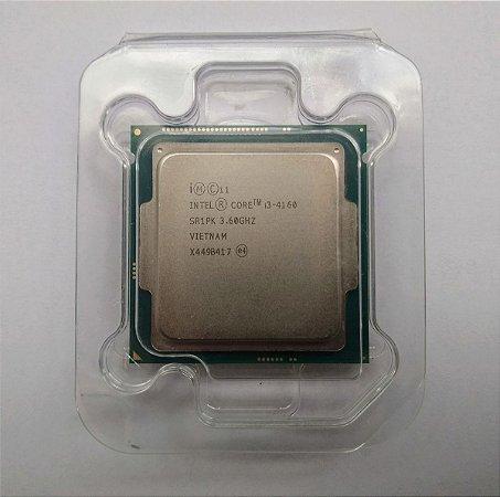 Processador gamer Intel Core i3-4160, 2 núcleos 3.6GHz