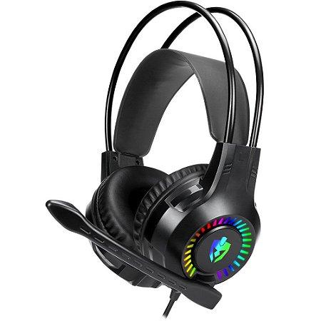 Headset Gamer RGB Apolo EG304