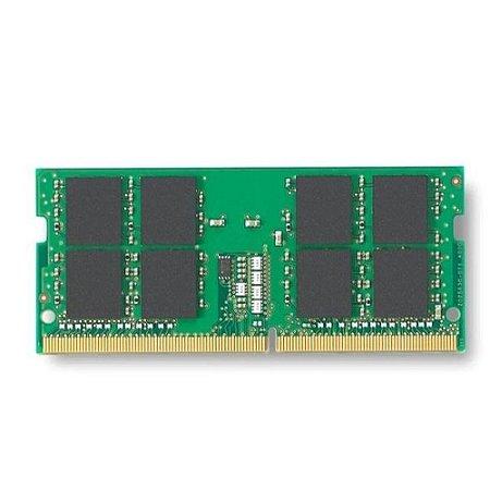 Memória Para Notebook Kingston 16gb Ddr4 2666 Mhz