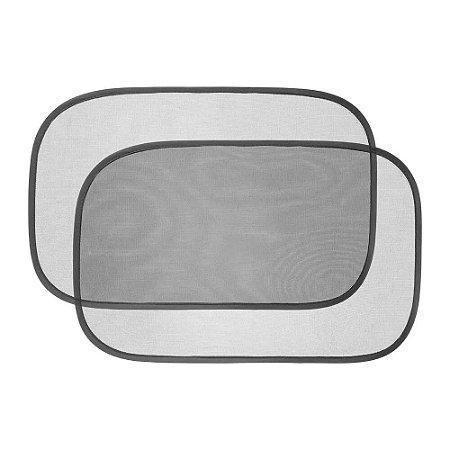 Protetor Solar Duplo Para Carro 2Pcs - MultiKids