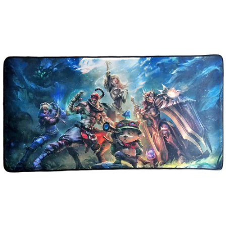Mousepad Exbom League of Legends LOL 70X 30cm