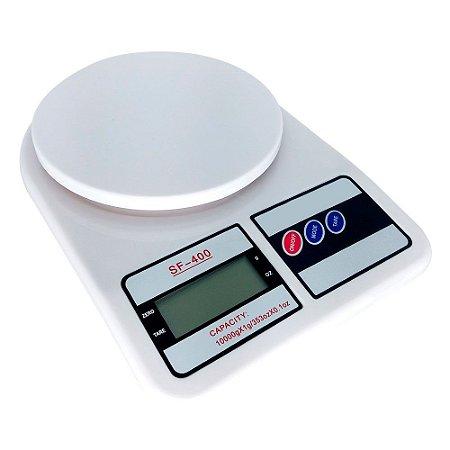 Balança Digital de Alimentos Cozinha de Alta Precisão 10 Kg