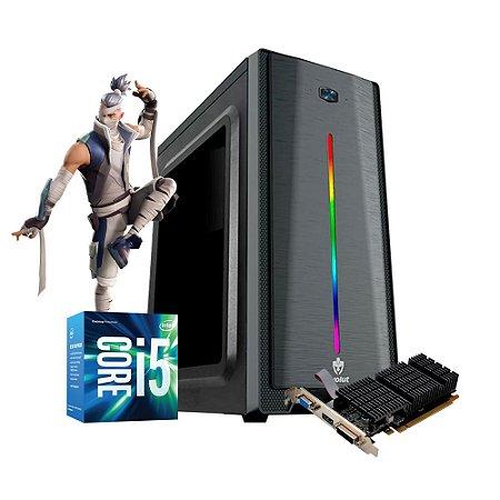 Pc Gamer Barato Ninja I5 8gb Hd 500gb Placa de Video 4gb
