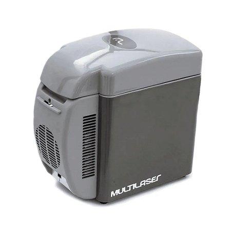 Mini Geladeira Cooler Automotivo 7 litros 12V