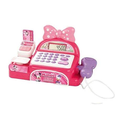 Caixa Registradora Infantil c/ Acessórios +4 anos