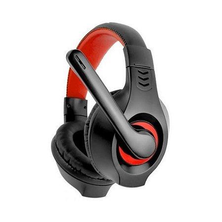 Fone Headset Gamer P2 com Microfone p/ Pc