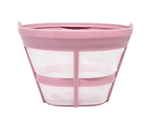Filtro permanente | Cafeteira Britania BCF18 rosa - 063901116