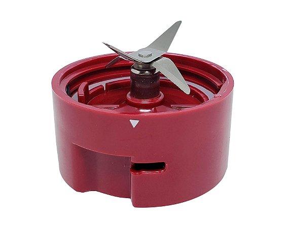 Base com faca | Liquidificador Philco FIT RETRO VM - 053101025 / 053102025
