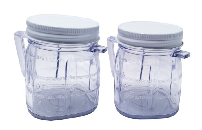 Conj. 2 Mini Jarras | Liquidificador Oster