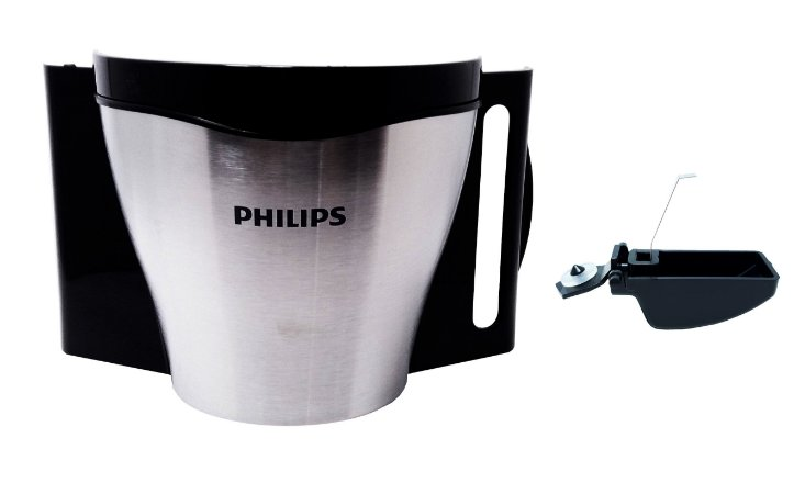 Porta filtro + Corta pingo | Cafeteira RI7546 Philips