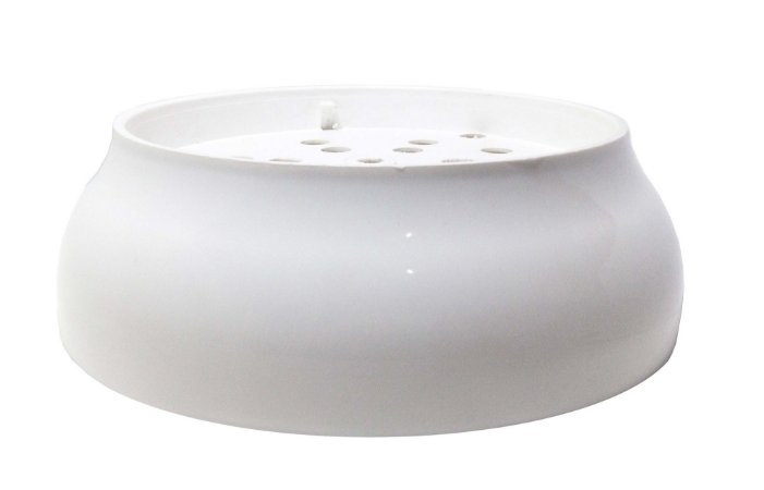 Plafon Branco | Ventilador Lunar Arge