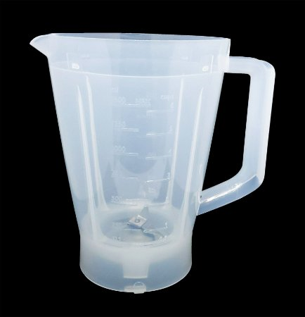 Copo Plástico   Liquidificador Philips RI2110