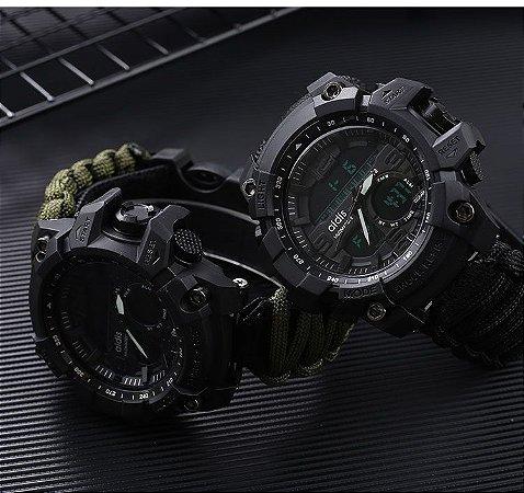 Relógio Esporte De Luxo Masculino Marca Addies MY-1605