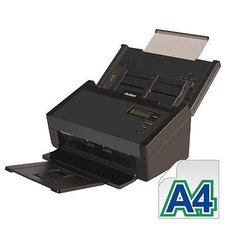 Scanner Avision AD260 - USB - Velocidade 70ppm / 140ipm - Ciclo diário 10.000 páginas