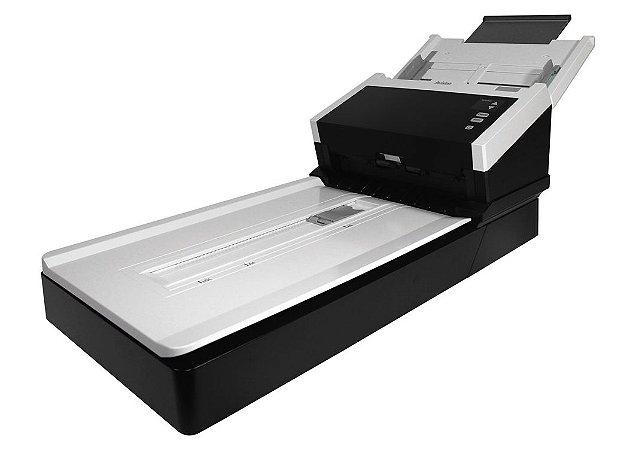 Scanner Avision AD250F - USB - Mesa Plana e Alimentador Automático A4