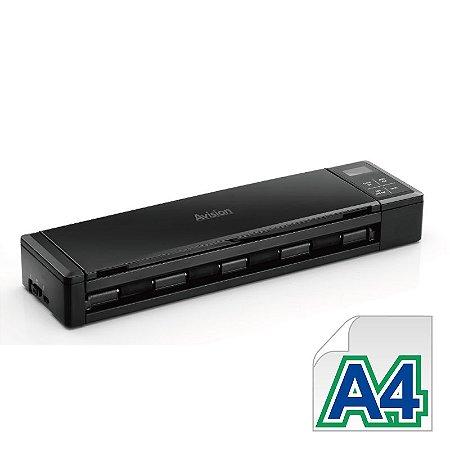Scanner Avision MiCube - Portátil A4 - Velocidade 8ppm