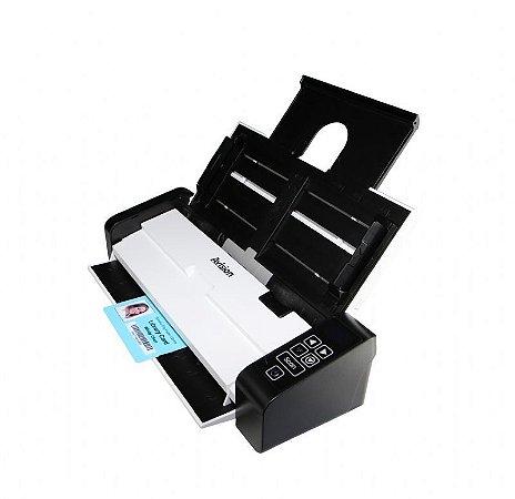 Scanner Avision AD215L - USB - Portátil - Velocidade 20ppm / 40ipm