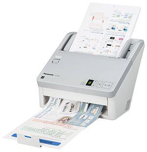 Scanner Panasonic KV-SL1066B (110V) - Velocidade 65ppm / 130ipm