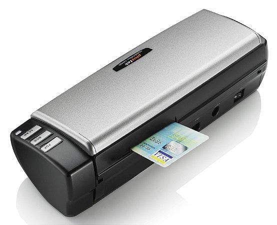 Scanner Plustek AD480 - Compacto - Velocidade 20ppm / 40ipm