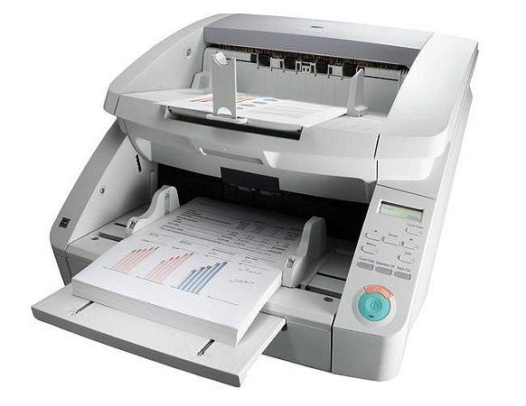 Scanner Canon DRG1130 - Alta Produção - A4 & A3 - Velocidade 130ppm / 260ipm
