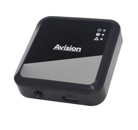 Network Box para Scanners Avision