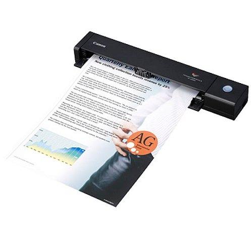 Scanner Canon P208II - Portátil - Velocidade 8ppm / 16ipm