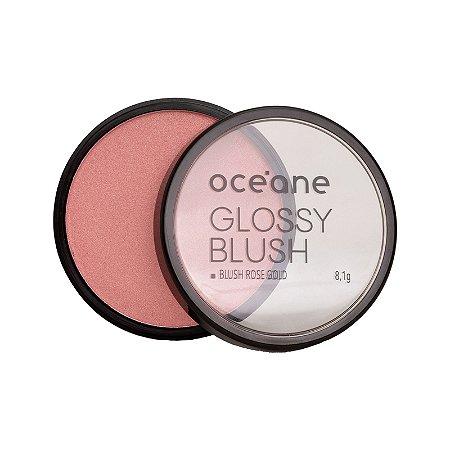 Blush Cintilante Glossy Blush Rose Gold - Océane