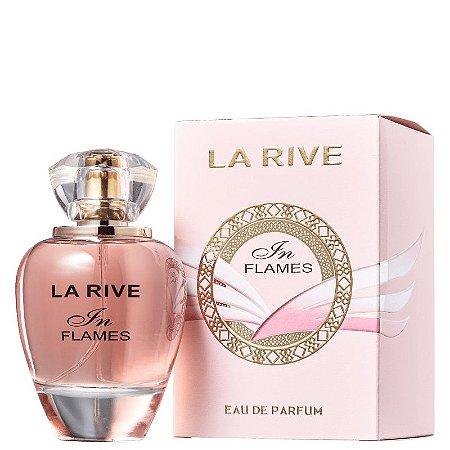 Perfume In Flames Eau de Parfum Feminino 90ml - La Rive