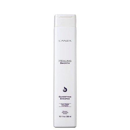 Shampoo Healing Smooth Glossifying 300ml - Lanza