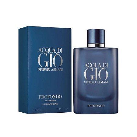 Acqua di Gio Profondo EDP Masculino 125ml - Giorgio Armani