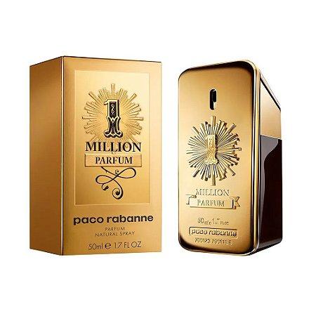 Perfume 1 Million Parfum Masculino 50ml - Paco Rabanne