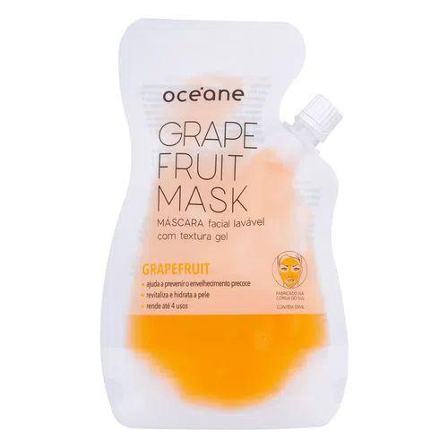 Máscara Facial Anti-idade Grapefruit Mask - Océane