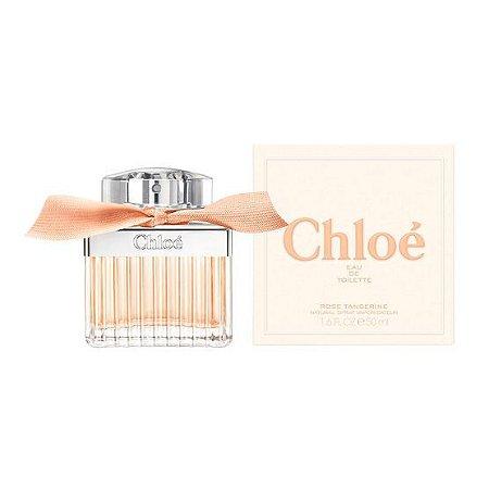 Chloé Rose Tangerine Eau de Toilette Feminino 50ml - Chloé