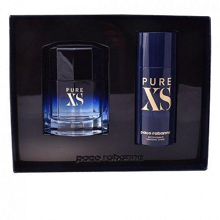 Kit Pure XS Eau de Toilette + Desodorante - Paco Rabanne
