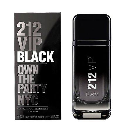 Perfume 212 VIP Black Men EDP 100ml - Carolina Herrera