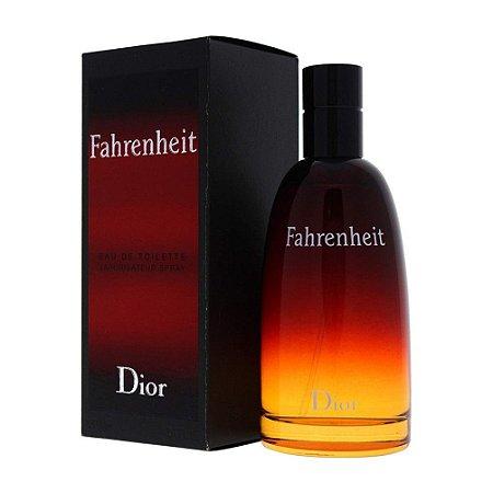 Perfume Fahrenheit Eau de Toilette Masculino 50ml - Dior