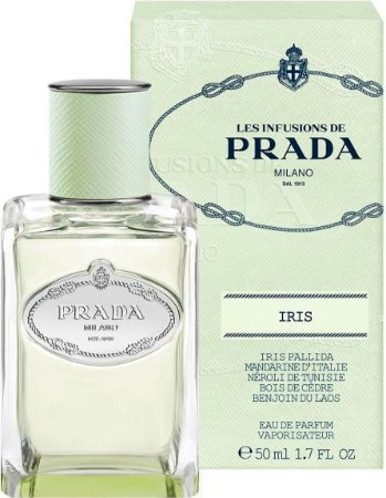 Infusions Iris Prada Eau de Parfum Masculino 50ml