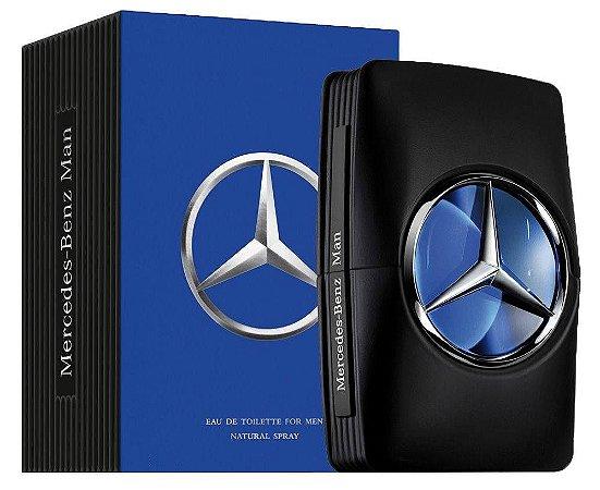 Mercedes-Benz Man Eau de Toilette Masculino 50ml