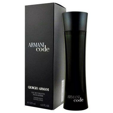 Armani Code Giordio Armani Masculino Eau de Toilette 125ml