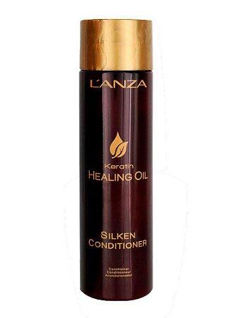 Condicionador Keratin Healing Oil Silken 250ml - Lanza