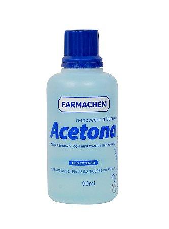 Removedor De Esmalte Acetona - Farmachem 90ml