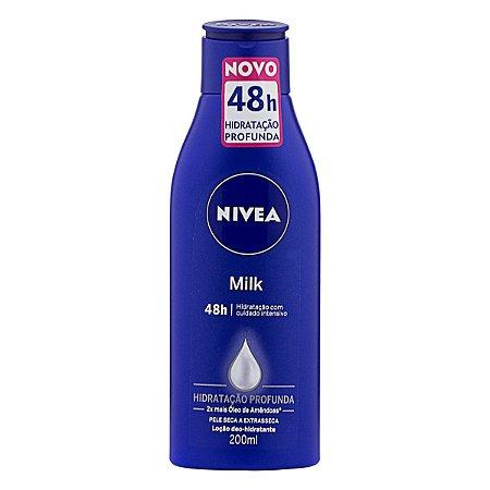 Hidratante Desodorante Milk 200ml - Nivea