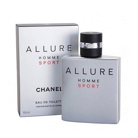 Allure Homme Sport Eau De Toilette Masculino 100ml - Chanel